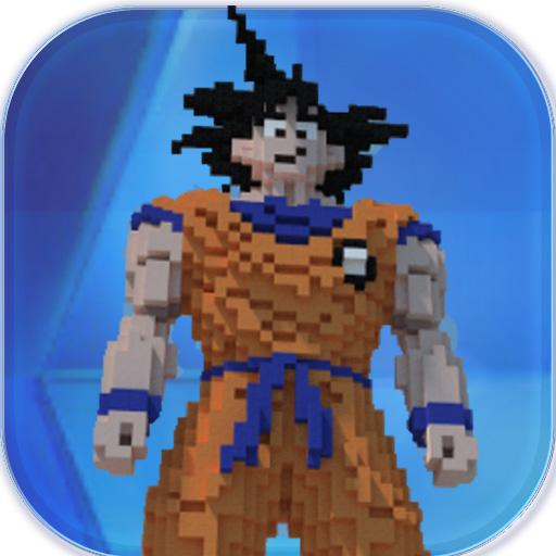 Skin DragonBall Goku for Minecraft