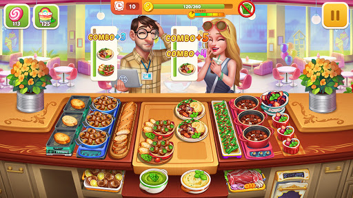 Cooking Hot: My Restaurant Cooking Game Apkfinish screenshots 18