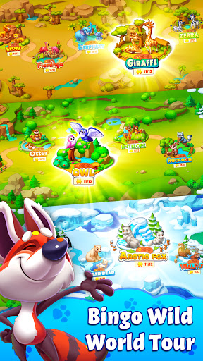 Bingo Wild - Free BINGO Games Online: Fun Bingo 1.0.1 screenshots 7