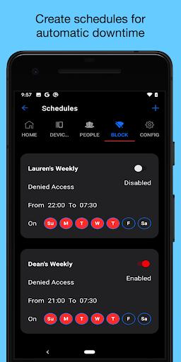 WiFi Blocker - Router Parental Control -Block WiFi 2.7.0.0407 Screenshots 6