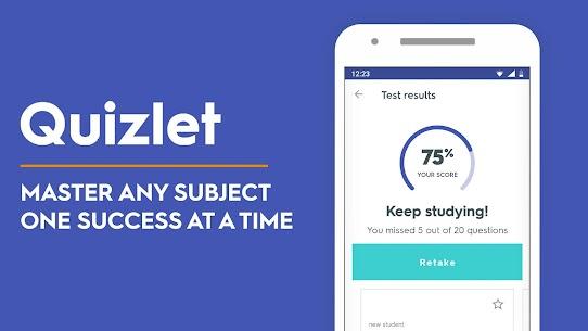 Quizlet MOD APK 6.3.1 (Premium unlocked) 10