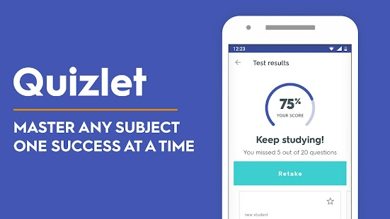 Quizlet: Learn English & Languages with Flashcards Screenshot