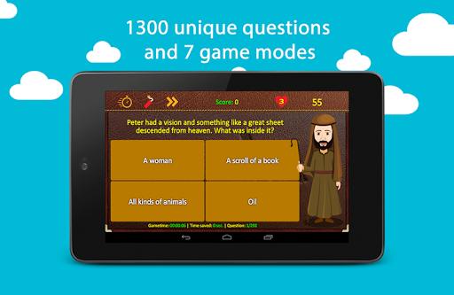 Bible Trivia apkslow screenshots 15