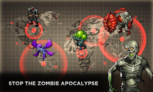 Robots Vs Zombies Attack 142.0.20191227 Screenshots 3