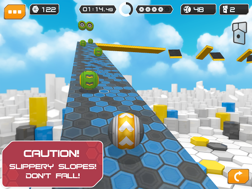 GyroSphere Trials screenshots 9