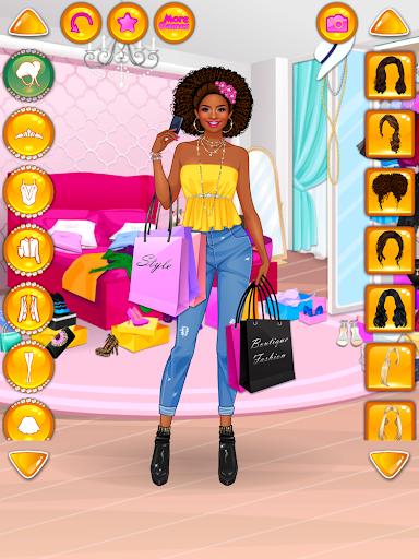Rich Girl Crazy Shopping - Fashion Game  Screenshots 14