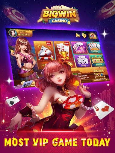 Big Win Casino - Lucky 9, Tongits, Pusoy 1.08 screenshots 1