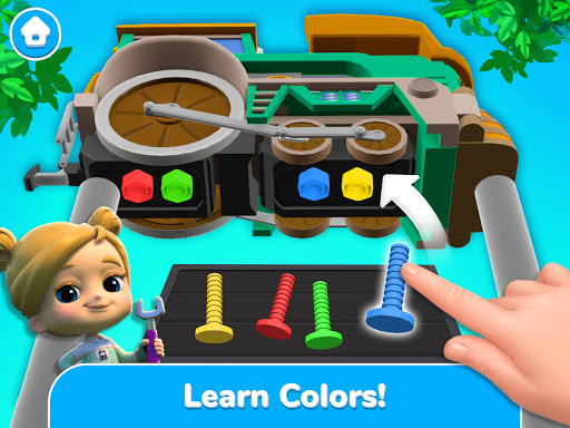 Mighty Express - Play & Learn with Train Friends android2mod screenshots 11