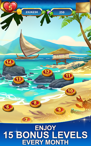 Lost Jewels - Match 3 Puzzle  screenshots 17