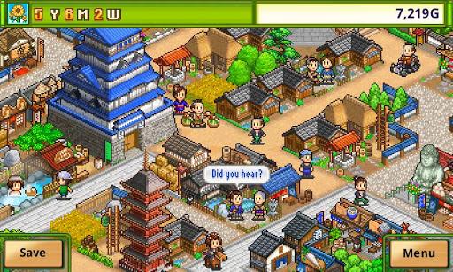 Oh!Edo Towns  screenshots 1