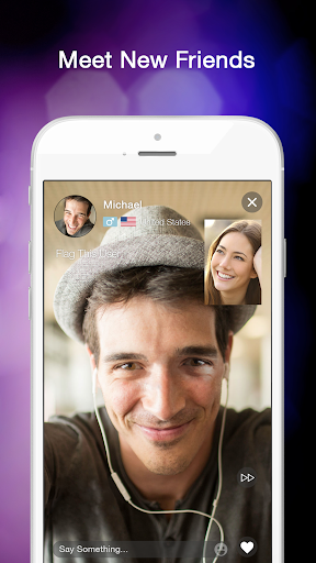 Cam - Random Video Chats 1.3.9 Screenshots 2