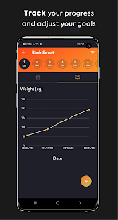 Download Wodstalk - CrossFit WOD & RM tracker For PC Windows and Mac apk screenshot 3