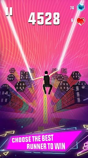 Sky Jumper: Parkour Mania Free Running Game 3D 2.0 screenshots 11