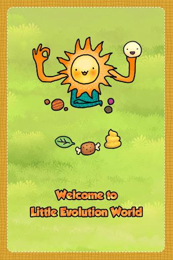 Little Evolution World ss1
