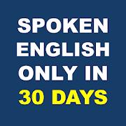 Spoken English in 30 days