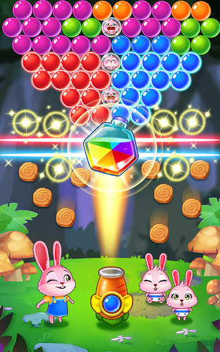 Bunny Pop Bust: Animal Forest Club  screenshots 11