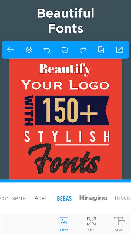 Logo Maker - Free Graphic Design & Logo Templates  poster 4