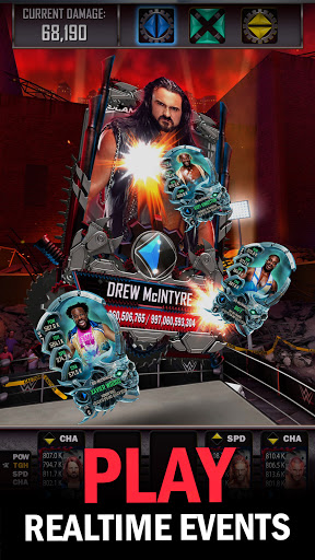 WWE SuperCard - Multiplayer Collector Card Game 4.5.0.5679999 screenshots 3