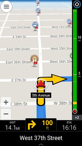 CoPilot GPS Navigation & Traffic 10.19.0.1358 Screenshots 19