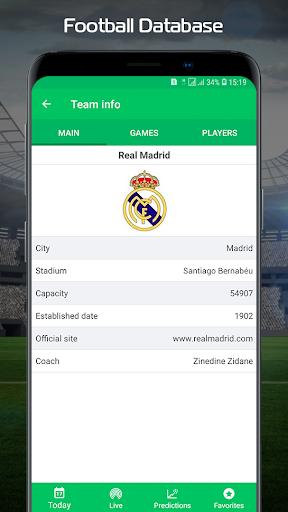 Football.Biz Live Score 2.0.2 Screenshots 5