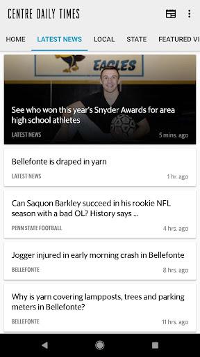 Centre Daily Times - PA news 7.7.0 screenshots 4