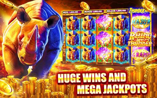 Vegas Party Slots--Double Fun Free Casino Machines screenshots 14