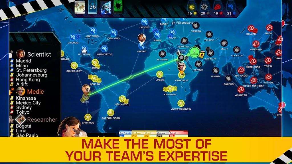 Pandemic: The Board Game  poster 5