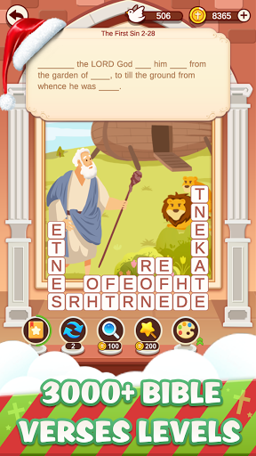 Bible Word Story apktram screenshots 4