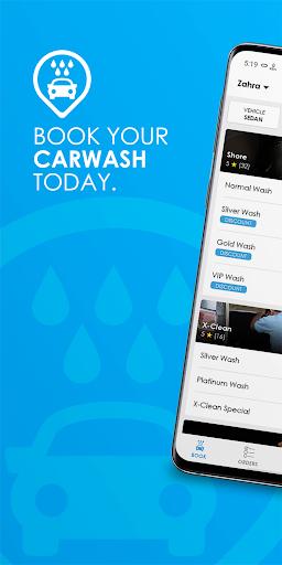 Ghaseel Car Wash Screenshot 1