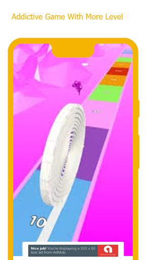 Brick Builder - Spiral Roll 3D 1.0 screenshots 2