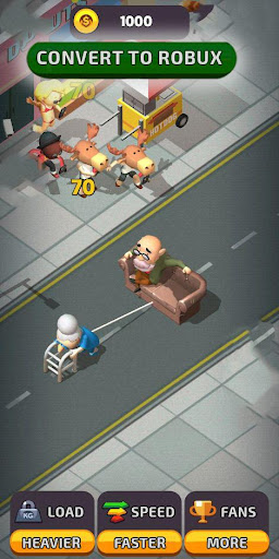 Strong Granny - Win Robux for Roblox platform  screenshots 3