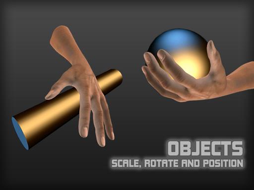 Hand Draw 3D Pose Tool FREE 2.18 Screenshots 2