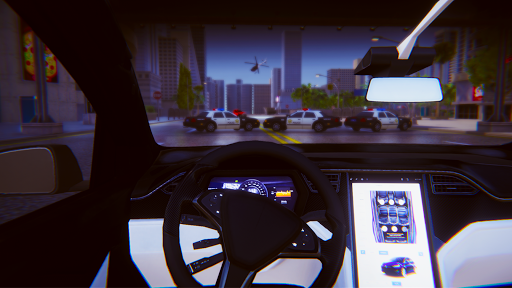 Electric Car Simulator: Tesla Driving 1.4 screenshots 18
