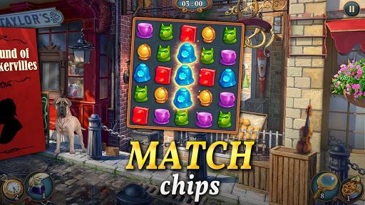 Sherlock: Hidden Match-3 Cases 1.3.300 screenshots 16