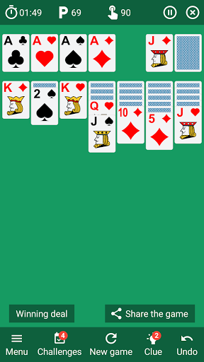 Solitaire: Free Classic Card Game  screenshots 3