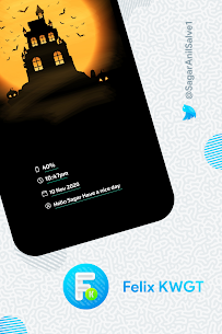 Felix KWGT v9.0.0 [Paid] APK is Here ! [Latest] 2
