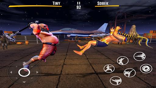Kung fu fight karate Games: PvP GYM fighting Games  screenshots 19