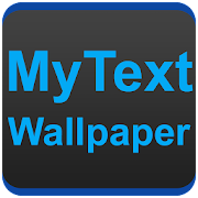 MyText - Text Wallpaper Maker, Focus on your Goals