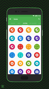 Rondo – Flat Style Icon Pack Screenshot