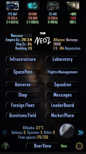 DISCOVERY: Space Empire [OBERON]  screenshots 2