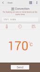 screenshot of Plug-in app (Oven)