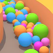 App Icon for Sand Balls - Increíble juego de Rompecabezas App in Spain Google Play Store