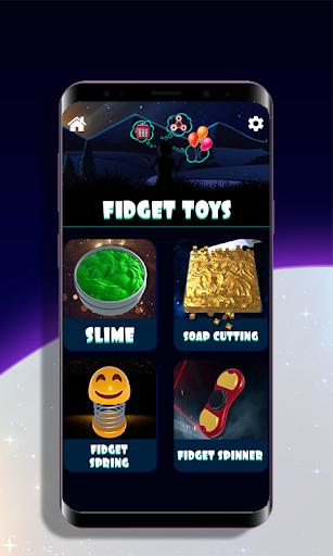 Fidget Toys Set! Sensory Play with Fyp Fidgeting 1.0.5 screenshots 1