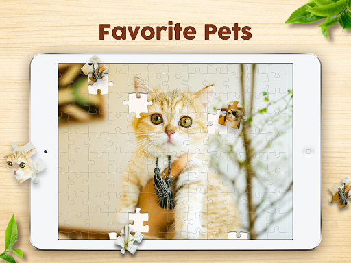 Jigsaw Puzzles - Picture Collection Game  screenshots 8