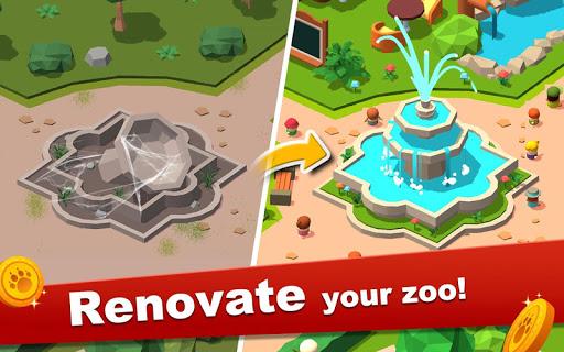 Zoo Tiles:Animal Park Planner 1.48.5027 screenshots 2