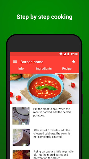 Recipes with photo from Smachno 1.66 Screenshots 3