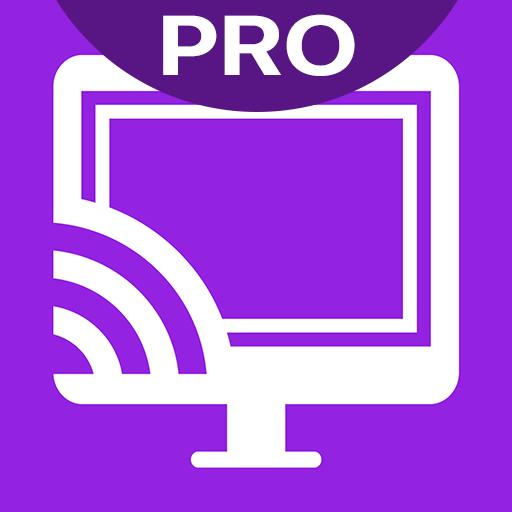 Video & TV Cast + Roku Remote & Movie Stream App