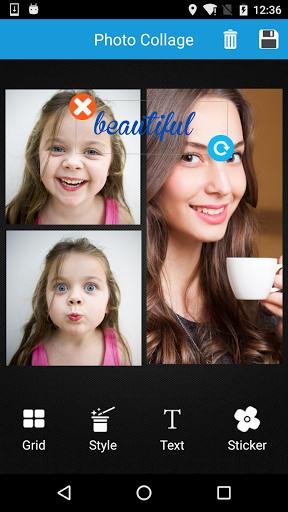 Photo Collage Editor  Screenshots 5