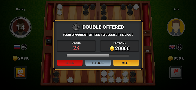 Backgammon Champs - Play Free Board Games Online 2.5 Screenshots 1