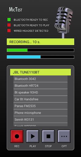 Mic Test  screenshots 1